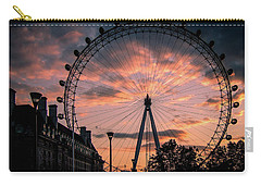 London Eye #1 Carry-all Pouch