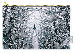 London Eye Snow Carry-all Pouch