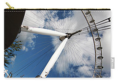 London Ferris Wheel Carry-all Pouch
