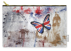 London Iconic Carry-all Pouch