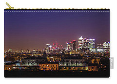 London Panorama Carry-all Pouch by Mariusz Czajkowski