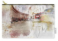 London Regency Carry-all Pouch by Nicky Jameson