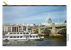 London River View Carry-all Pouch