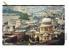 London Rooftops Carry-all Pouch
