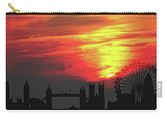 Sunset London Carry-all Pouch