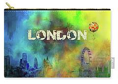 London - Skyline Carry-all Pouch