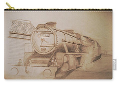 London Steam Locomotive  Carry-all Pouch