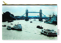 London Uk Carry-all Pouch