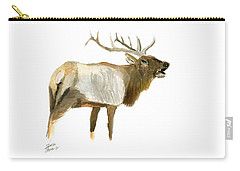 Lone Elk Carry-all Pouch