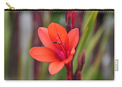 Lone Flower Carry-all Pouch