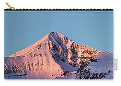 Lone Mountain Alpenglow Panoroama Carry-all Pouch
