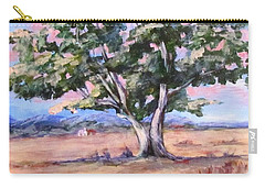 Lone Oak Carry-all Pouch by Barbara O'Toole