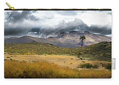 Carry-all Pouch featuring the photograph Lone Pine High Desert Nevada by Frank Wilson