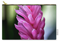 Lone Pink Ginger Carry-all Pouch