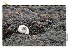 Lone Seashell Carry-all Pouch
