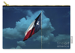 Lone Star Carry-all Pouch by Joan Bertucci