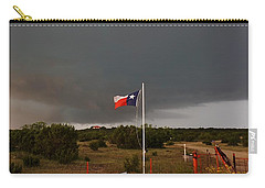 Lone Star Supercell Carry-all Pouch
