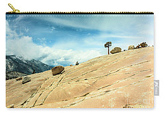 Lone Tree At Yosemite Carry-all Pouch