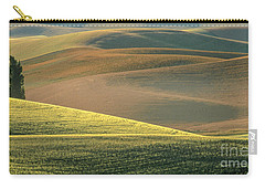 Lone Tree In The Palouse  Carry-all Pouch
