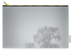 Lone Tree In Winter Carry-all Pouch