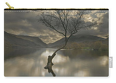 Lone Tree Reflection Carry-all Pouch