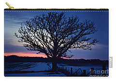 Lone Tree Road Carry-all Pouch