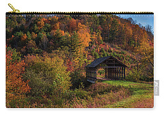Lonely Bridge Carry-all Pouch