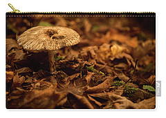 Lonely But Fungi Carry-all Pouch
