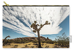 Lonely Joshua Tree Carry-all Pouch