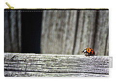 Lonely Ladybug Carry-all Pouch