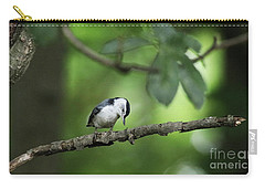Lonely Nuthatch Carry-all Pouch