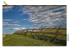 Lonesome Road Carry-all Pouch by Alana Thrower