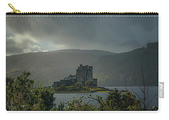 Carry-all Pouch featuring the photograph Long Ago #g8 by Leif Sohlman