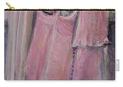 Long Ago Lingerie  Carry-all Pouch