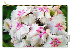 Long Awaited Blooms Carry-all Pouch