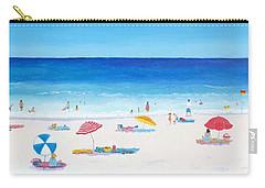 Long Hot Summer Carry-all Pouch by Jan Matson