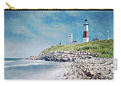 Long Island Lighthouse Carry-all Pouch