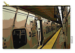 Long Island Railroad Carry-all Pouch