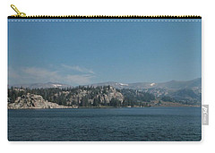 Long Lake Shoshone National Forest Carry-all Pouch