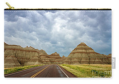 Long Lonesome Highway Carry-all Pouch