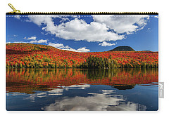 Long Pond And Clouds Carry-all Pouch