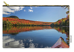 Long Pond From A Kayak Carry-all Pouch