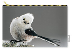 Charming Long-tailed Look Carry-all Pouch
