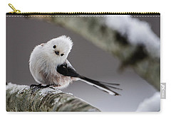 Long-tailed Look Carry-all Pouch