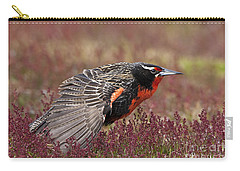 Long-tailed Meadowlark Carry-all Pouch