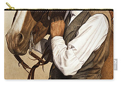 Long Time Partners Carry-all Pouch by Pat Erickson