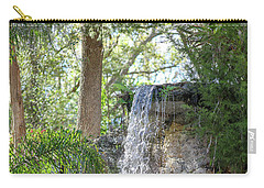 Long Waterfall Drop Carry-all Pouch