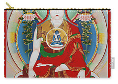 Longchenpa Carry-all Pouch by Sergey Noskov