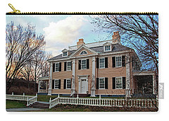Longfellow House At Sunset Carry-all Pouch