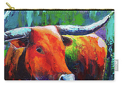 Longhorn Jewel Carry-all Pouch